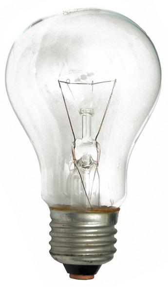 Лампа Б 230/240-75 (Е27)