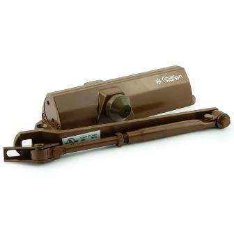 """Доводчик 4ST (25-120 кг) коричневый морозостойкий """"Нора-М"""""""