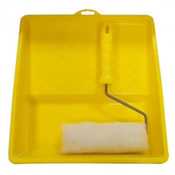 Набор для стен (ванна 33*35 + валик мех иск 240мм) (670-6240)