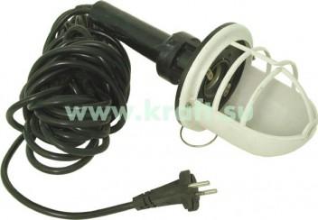 Светильник ручной, переносной НРБ 01-60-001 L=5м Ливны