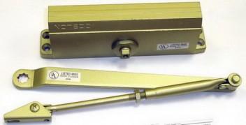 Доводчик NOTEDO DC-180 (золот.)