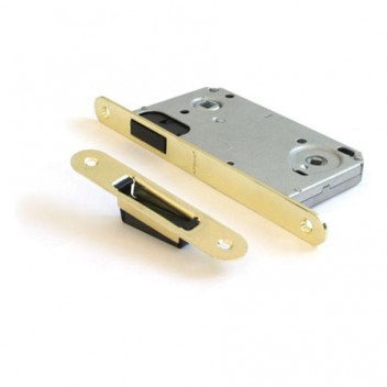 Защелка врезная магнитная Apecs 5300-M-WC-G