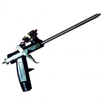 """Пистолет для монт.пены """"Профи-2"""" ручка металлическая, покрытие полимерное"""