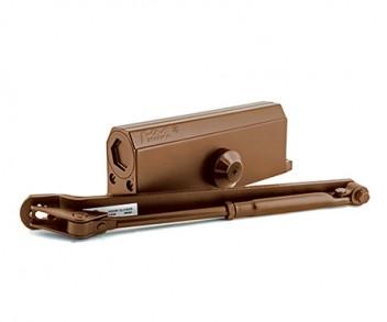 """Доводчик №4S (до 120кг) коричневый морозостойкий """"Нора-М"""""""