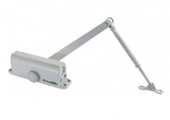 Доводчик дверной морозостойкий LY2 65 кг (белый) Armadillo