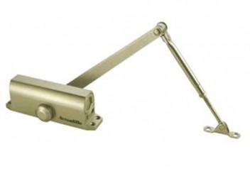 Доводчик дверной морозостойкий LY2 65 кг (золото) Armadillo