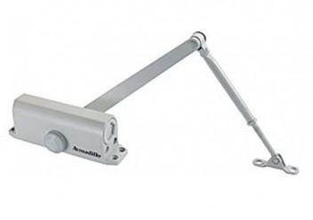 Доводчик дверной морозостойкий LY4 85 кг (белый) Armadillo