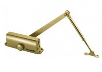 Доводчик дверной морозостойкий LY4 85 кг (золото) Armadillo