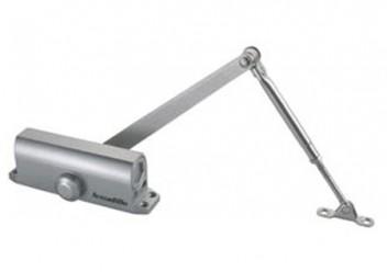 Доводчик дверной морозостойкий LY5 120 кг (алюминий) Armadillo