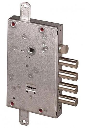 Замок врезной сувальдный NEW CAMBIO FACILE 57.665.48 (тех. упаковка), ключ 64 мм Cisa