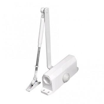 Доводчик дверной SD-2030 WH 40-55 кг (белый) Punto