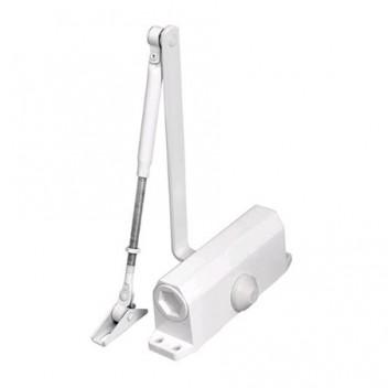 Доводчик дверной SD-2050 WH 75-95 кг (белый) Punto