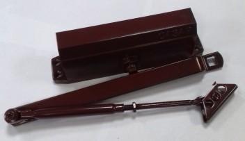 """Доводчик D03-180 коричневый """"Сазар"""""""