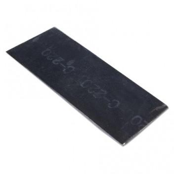 Сетка абразивная 115х280 мм зернистость Р220 (№4) (10шт/уп) SANTOOL