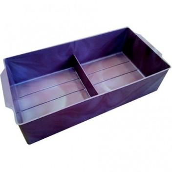 Ящик для рассады 42х21х9см без ячеек МП