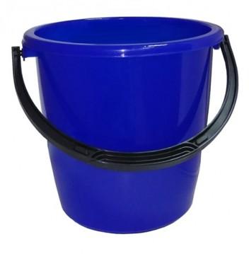 Ведро 12л синее ПП
