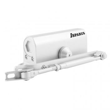 Доводчик ISP 430 (от 50 до 110кг) морозостойкий (серый)